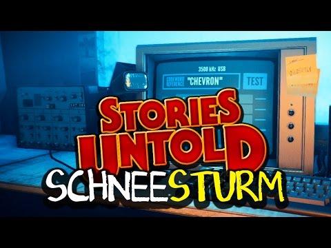 STORIES UNTOLD 🈲 SCHNEESTURM