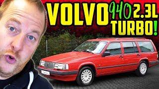 HECKANTRIEB und TURBO! - Volvo 940 2.3L TURBO! - Verkaufen oder Sleeper bauen?