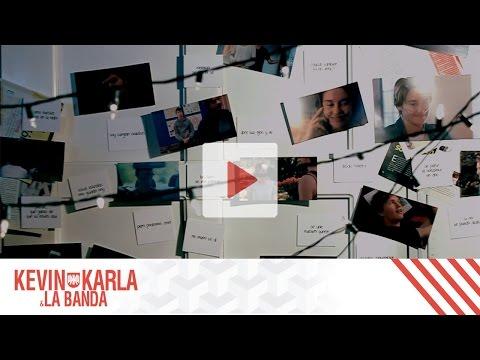 All Of The Stars (spanish version) - Kevin Karla & La Banda (Lyric Video)