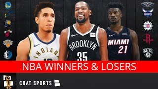 2019 NBA Free Agency Winners & Losers So Far And Latest Signings