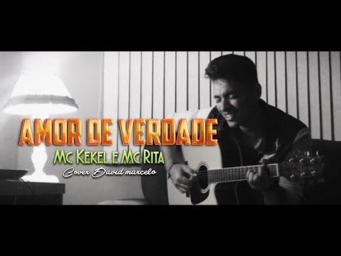 AMOR DE VERDADE - MC KEKEL e MC RITA l Cover David Marcelo