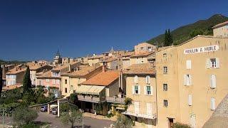 Nyons, France, Provence [HD] (videoturysta.eu)