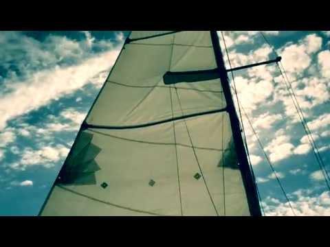 Velero Achalay, Modelo Roy 26 Navegando por el Río de la Plata