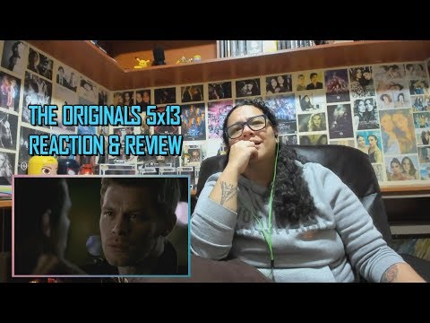 """The Originals 5x13 REACTION & REVIEW """"When The Saints Go Marching In"""" S05E13 SERIES FINALE 
