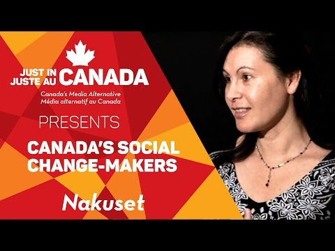 Nakuset - Montréal's Woman of the Year, on being a Child of the 60's Scoop