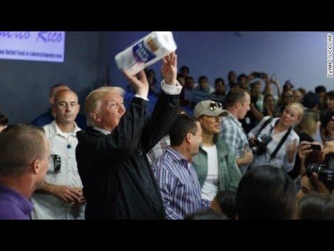Trump is Threatening to Abandon Puerto Rico