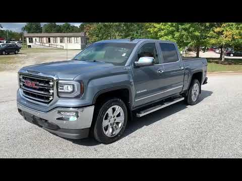 2016 Gmc Sierra 1500 Atlanta Griffin Mcdonough Fayetteville Thomaston Ga G22002a