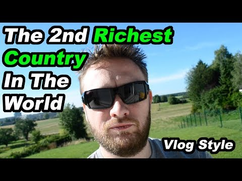 The 2nd Richest Country In The World - Life In Luxembourg Vlog - Manc Entrepreneur - Episode 135