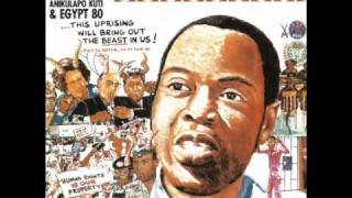 Fela Kuti - Beasts of No Nation (Edit)