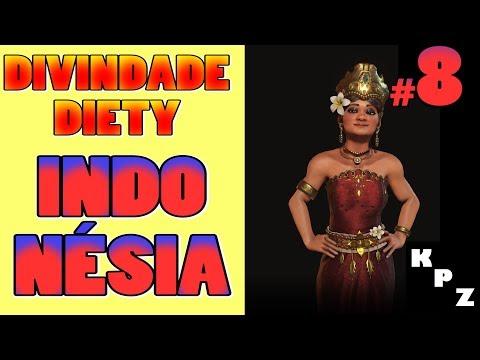 CIVILIZATION VI - INDONÉSIA DIVINDADE #8 - PT-BR - O CERCO DE MEROE