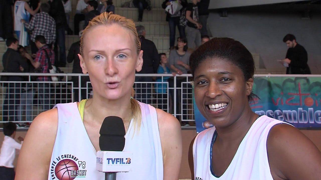 Basket féminin : Le Chesnay-Versailles de retour en N2