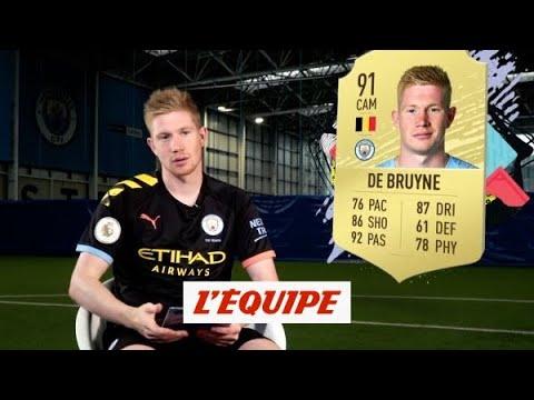 De Bruyne, Salah, Mané... Quand Les Joueurs Découvrent Leurs Notes Sur FIFA 20 - Foot - ANG