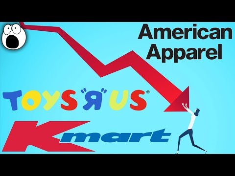 Top 10 Huge Companies That May Soon Disappear