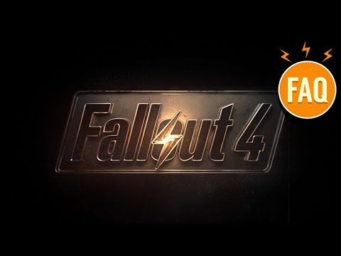 FALLOUT 4: Questions Answered! - FAQ Podcast