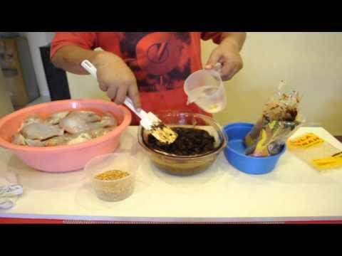 Affnan's Aquaponics - How to Make Pekasam