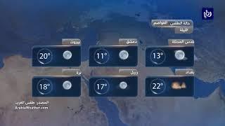 النشره الجويه  24/5/2020