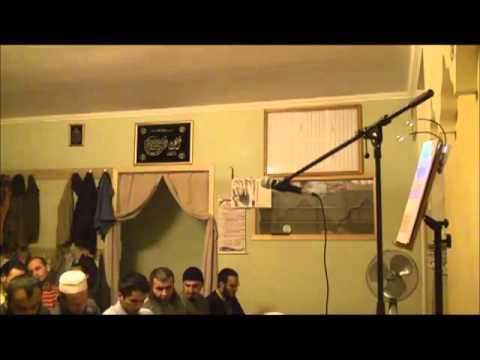 Riga, Latvia / Ramadan 1433 - 2012 / taraweeh 1
