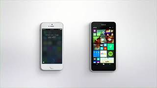 Музыка из рекламы Windows Phone - Siri vs. Cortana - Happy Anniversary (2014)