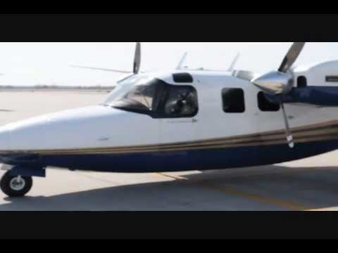 Airplane for Sale from WildBlue - 1962 Aero Commander 500A Aircraft - SOLD!