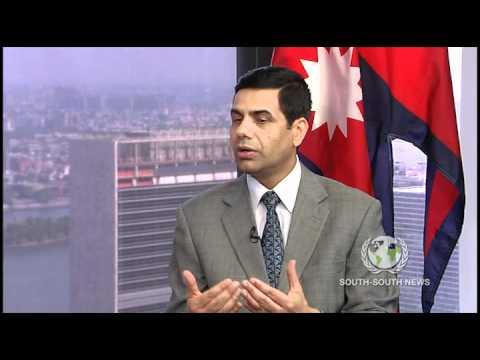 Interview with Gyan Chandra Acharya UN Ambassador of Nepal