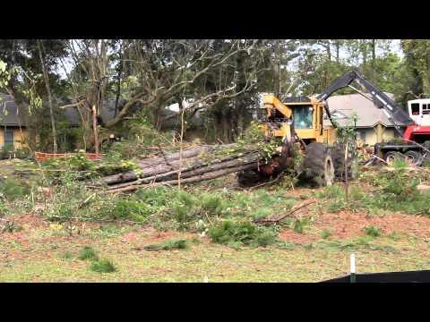 Logging HD - Grappel skidder and knuckle boom loader