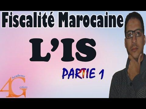 fiscalité marocaine cour darija l'IS