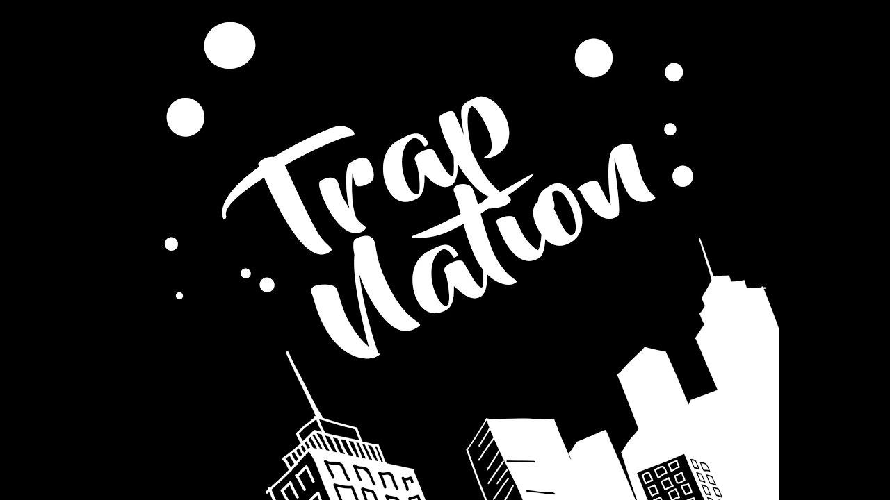 Trap nation wallpaper trap trapnation nation edm - Cara Edit Logo Trap Nation Tutorial Picsay Pro