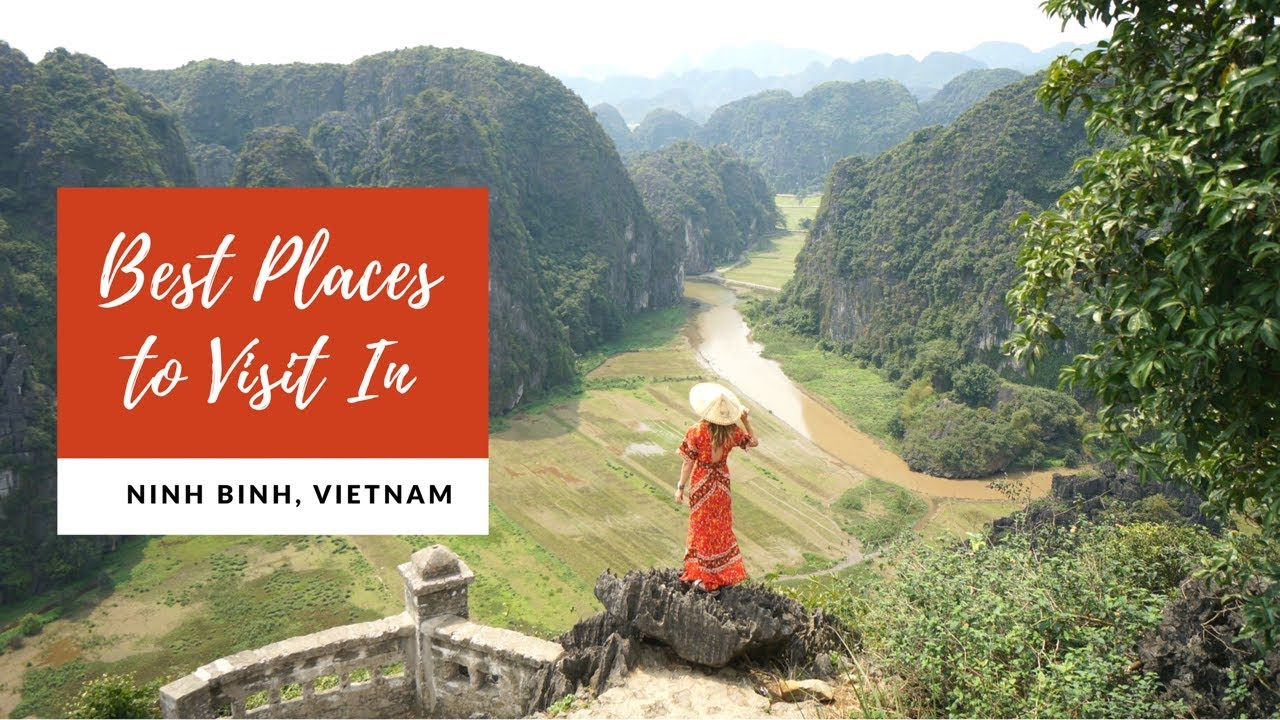 BEST PLACES TO GO IN NINH BINH, VIETNAM / TOP 5 THINGS TO DO
