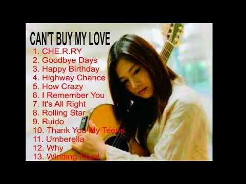 ALBUM CAN'T BUY MY LOVE- YUI YOSHIOKA