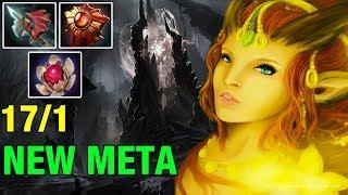 NEW META Enchantress - Funn1k 8.3k 17/1 - Dota 2