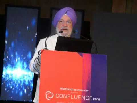 Till 2030, 50% Of India's Population Would shift to Urban says Minister, Hardeep S Puri