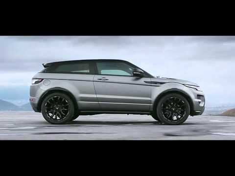 Range Rover Evoque Special Edition with Victoria Beckham - Documentary