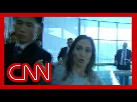 Stephanie Grisham injured by North Korean officials - CNN