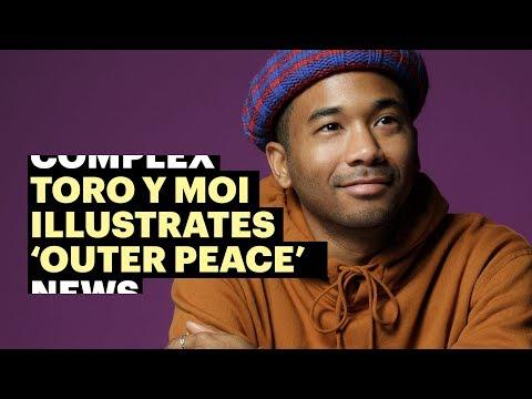 Toro y Moi Illustrates His New Album 'Outer Peace'