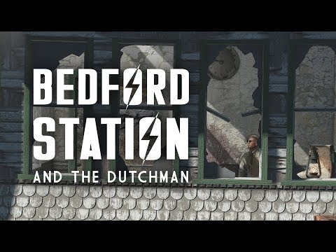 Who Killed the Dutchman? The Full Story of Bedford Station & Missing Synth A9-51 - Fallout 4 Lore