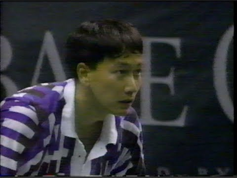 Chang vs Agassi San Jose 1995