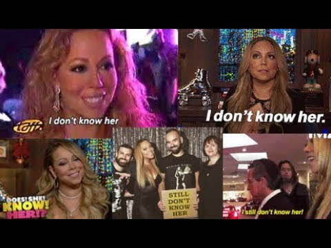 """Mariah Carey— """"I Don't Know Her"""", The Ultimate Compilation!"""