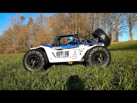 FTX OUTLAW Ultra Brushless. Great fun!