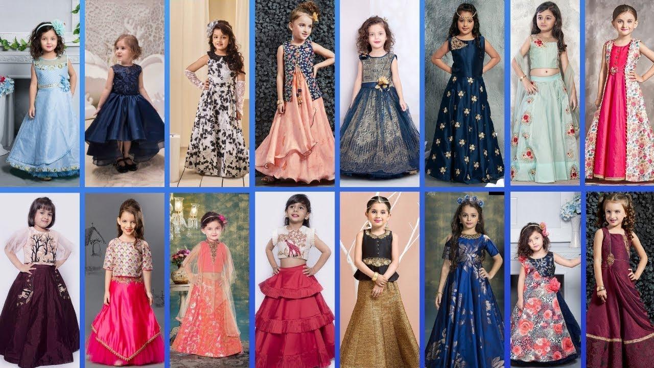 Kids Wear Kids Party Wear Dress Wholesale Market Kids Wear Wholesaler Surat Youtube