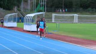 World Youth Rekord 1000 m by Hamza Driouch.mpg