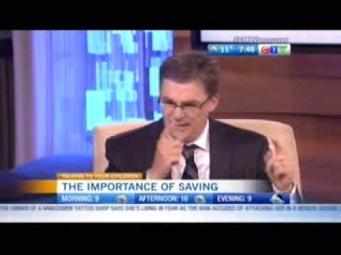 CTV Morning Live  Your Money: Humanomics & youth savings