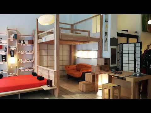 Small apartment ideas - Loft bed