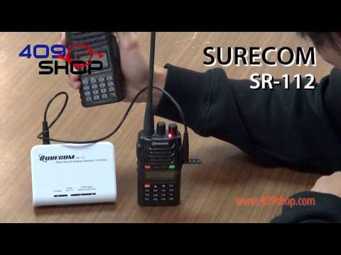 SURECOM Radio record simplex repeater Controller
