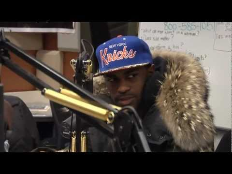 Big Sean With The Breakfast Club Power 105.1 [Full Interview]