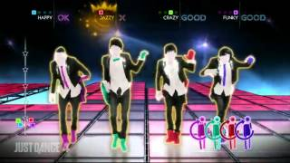 One Direction - What Makes You Beautiful - Just Dance 4 - Gameplay