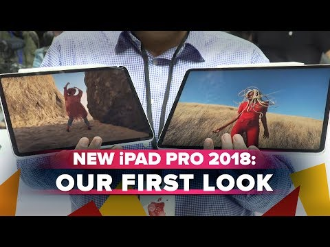 New iPad Pro 2018: Our first look
