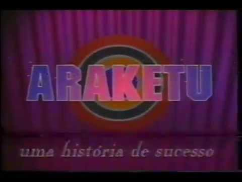 Intervalo Rede Manchete - Araketu, Uma História de Sucesso - 08/03/1997 (3/3)
