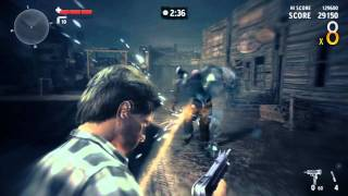 Alan Wake's American Nightmare Gameplay Clip -  Fight Till Dawn 'Ghost Town Combo'
