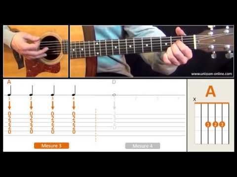 Jouer Love is all Roger Glover & The Butterfly Ball  Cours guitare Tuto + Tab