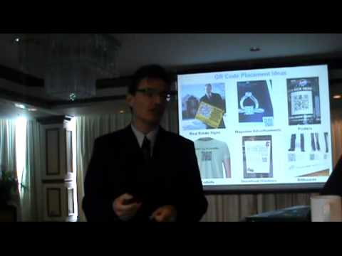 Tom Vassos Mobile Marketing Workshop in Panama City, Panama (DESTINATION INNOVATION) - Part A